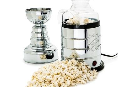 Stanley Cup Popcorn Machine