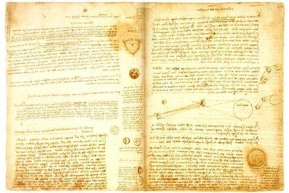 Leonardo Da Vinci's Journal