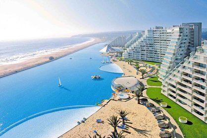 World's Biggest Swimming Pool