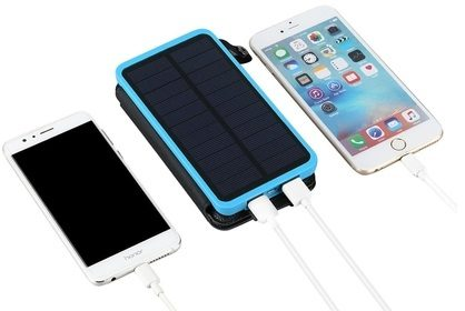 Water Proof Solar Charging Power Bank