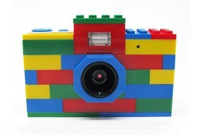 Customizable Lego Camera