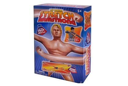 Retro Stretchy Armstrong Action Figure