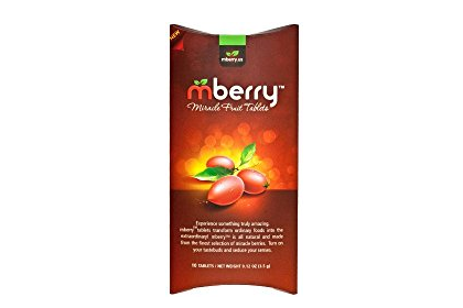 MBerry Miracle Tablets