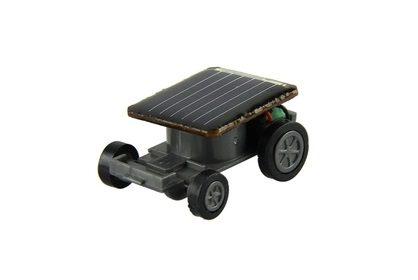 Miniature Small Solar Powered Car