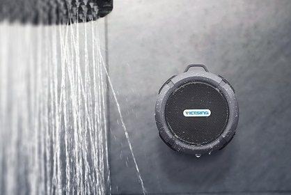 Victsing Waterproof Shower Speaker