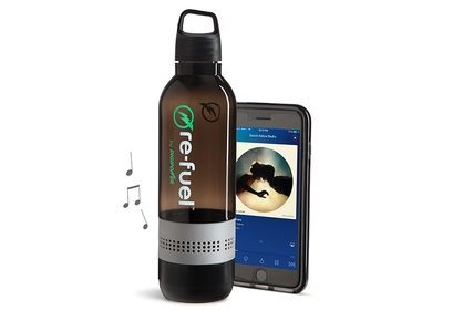 Water Bottle Speaker