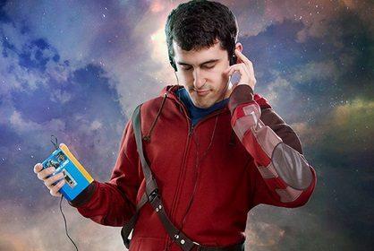 Starlord's Walkman
