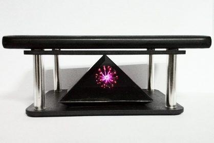 Smartphone Hologram Pyramid