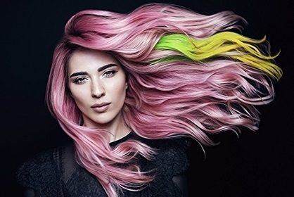 Heat Activated Color Changing Hair Kit