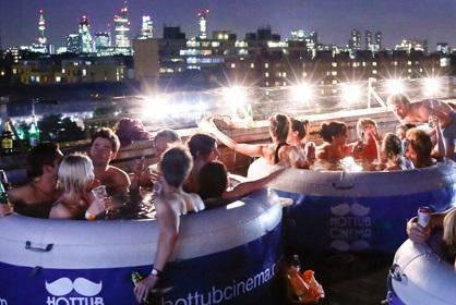 The Hot Tub Cinema