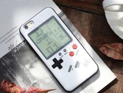 Playable Gameboy Phone Case