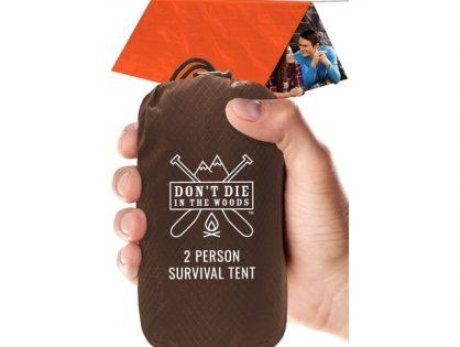 The Toughest Ultralight Survival Tent