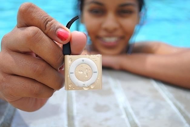 Underwater Audio Waterproof iPod