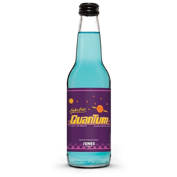 Jones Soda Fallout Quantum Beverage