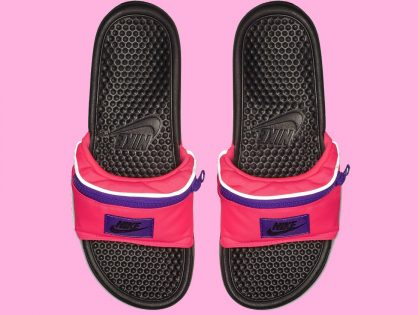 Nike Fanny Pack Slides: Hot or Not?