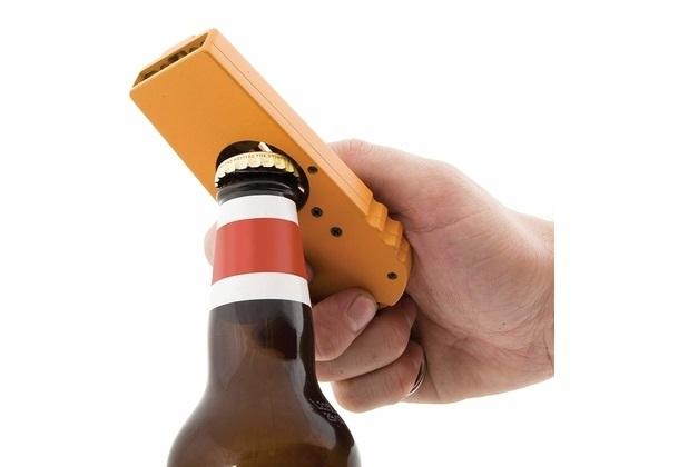 Bottle Opening Cap Shooter