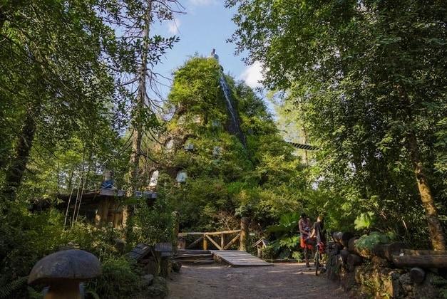 The Magic Mountain Lodge