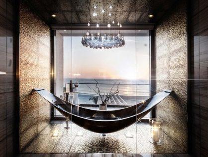 Splinterworks Designer Bathtub Hammock