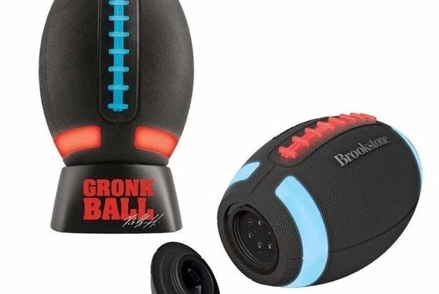 Gronkball: The Football Boombox