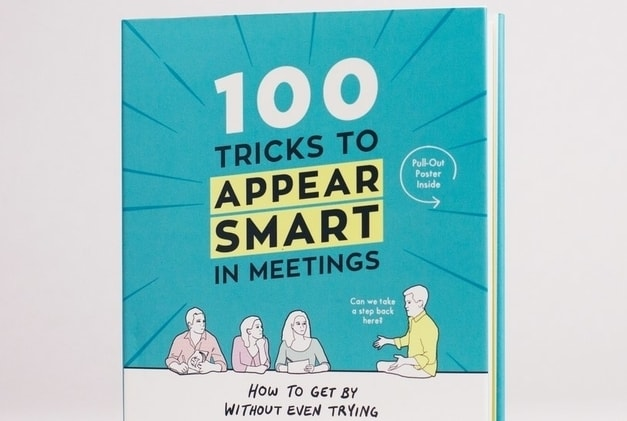 How to Appear Smart in Office Meetings
