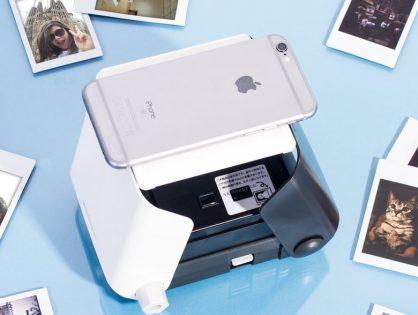 The KiiPix Smartphone Photo Printer