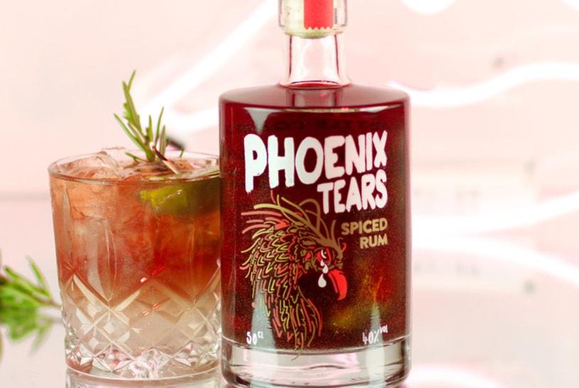 Alcoholic Phoenix Tears