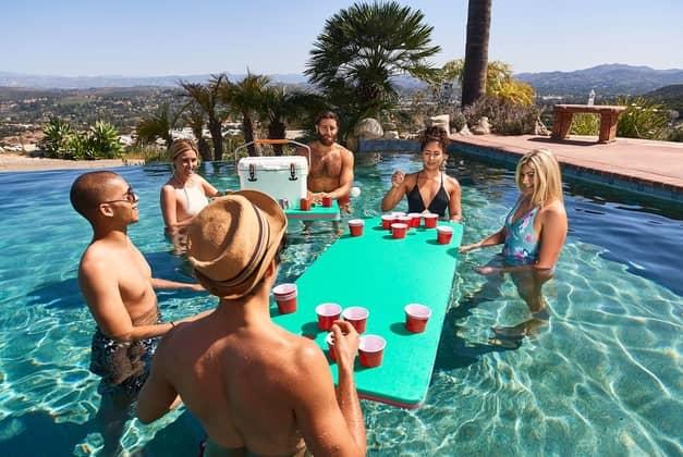 Floatation IQ HydraPong: Floating Pong Table