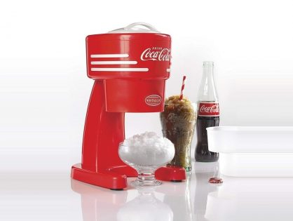 Coca-Cola Ice Shaving Machine