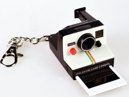 The Smallest Polaroid Camera in the World