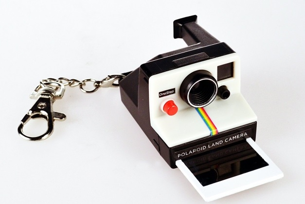 The Smallest Polaroid Camera in the World