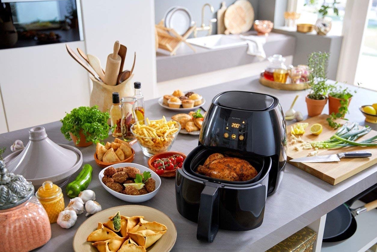 The Phillips Avance is the Healthiest Fryer in the World