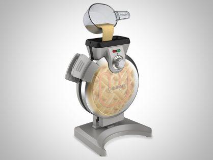 The Cuisinart Vertical Waffle Maker
