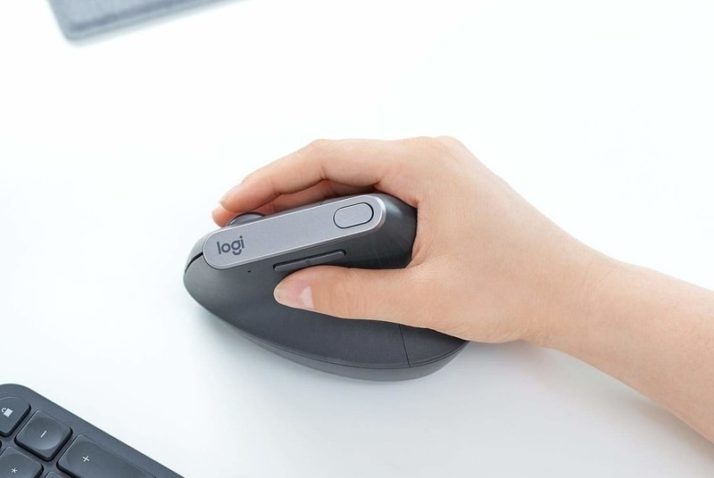 Logitec Vertical Mouse