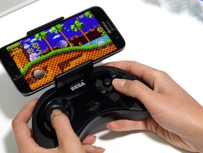SEGA Bluetooth Controller For Smartphones